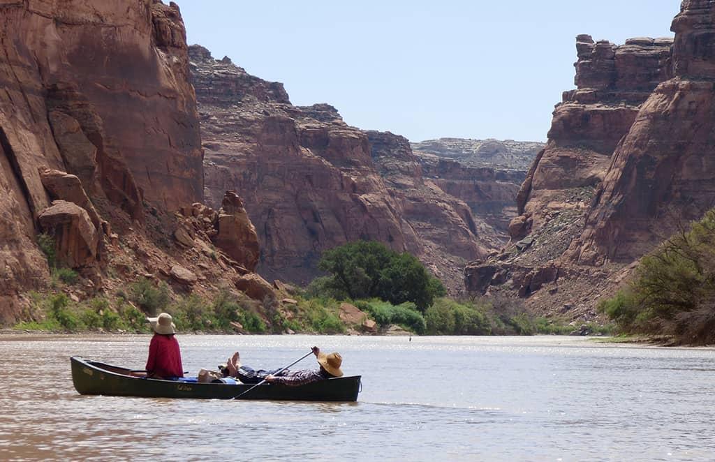 canoeing-trips-utah