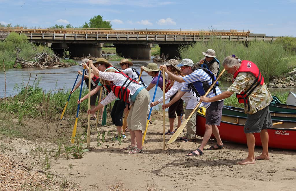 Guided-Canoeing-Trips-Longmont